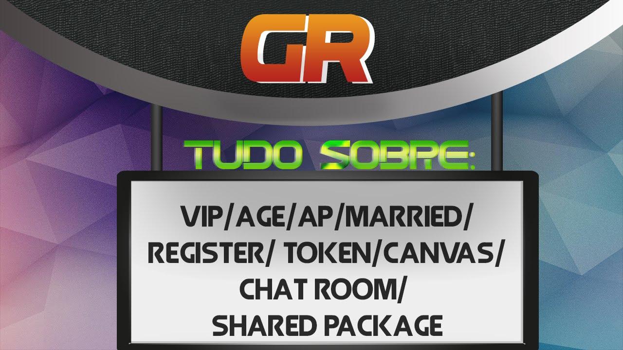 » GR EXPLICA « TUDO SOBRE: VIP, AP, AGE, MARRIED, CANVAS    (IMVU)
