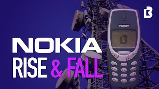 How Nokia Went From Phone Titan To Obsolete