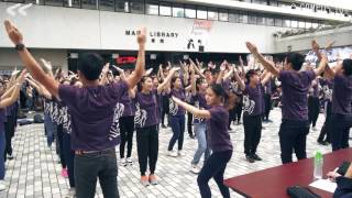 Interhall Cheers Competition 2016