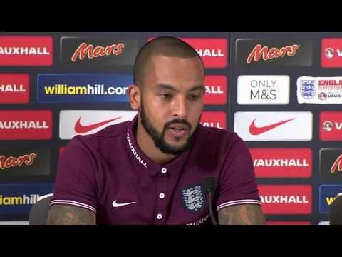 Walcott and Hart get set for Estonia visit