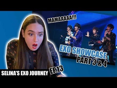 EXO (엑소) DEBUT SHOWCASE PART 3 & 4   Selina's EXO Journey Ep.13