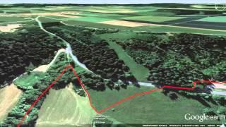 Adolf-Hackner-Weg | Rundtour um Greding Naturpark Altmühltal | GPS-Track + Tourenvorschlag