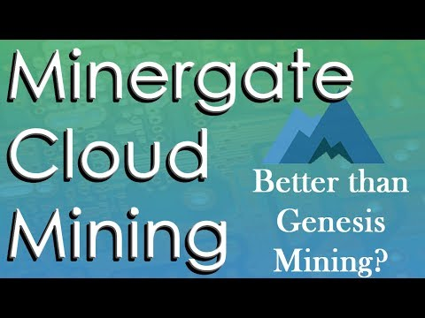 Minergate Cloud Mining