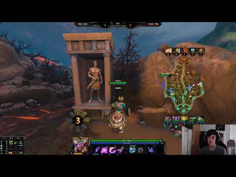 Ravana, por fin una partida con gente buena! | Liga Conquest