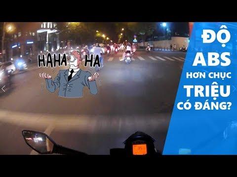 Biker Lầy - Motovlog #29: Có nên độ thắng (phanh) ABS