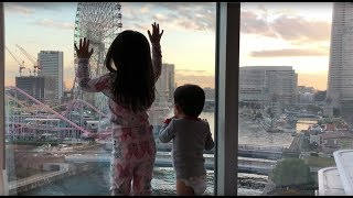 Our Kids Loved The Intercontinental Grand Pacifica Yokohama Hotel - Japanese Suite [4K]