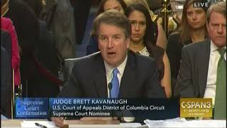Kavanaugh responds to leaked email on Roe v. Wade
