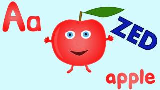 Repeat youtube video Phonics Song 3 (zed version)