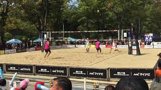 '19.09.29 JAPAN BEACH VOLLEYBALL TOUR NAGOYA