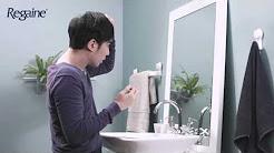 Regaine® - 生髮劑使用方法