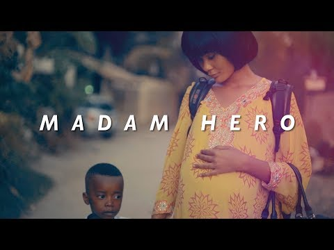 Hamisa Mobetto - Madam Hero (Official Music Video)
