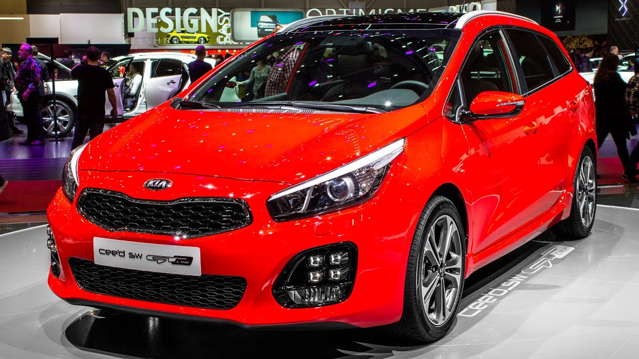 new kia cee 39 d sw gt line geneva motor show 2015 hq youtube. Black Bedroom Furniture Sets. Home Design Ideas