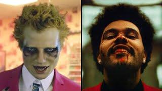 Is Ed Sheeran Copying The Weeknd?