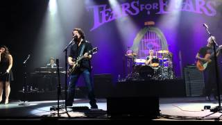 "Tears for Fears, feat. Carina Round - ""Woman In Chains"" live @ The Fox Theater,Oakland,CA 9/24/14"