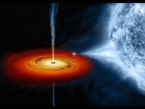 Sta bi se desilo kada bi se Crna Rupa i Bijela rupa sudarile?