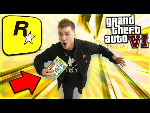 "I STOLE GTA 6 FROM ROCKSTAR ""You Won't Believe This"" (GTA 6)"
