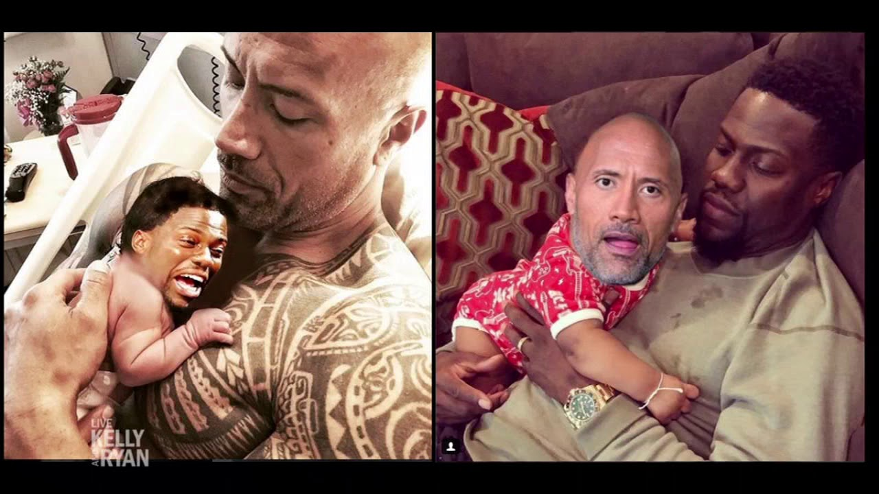Download Dwayne Johnson on His Daughter's Birth & Getting Trolled by Kevin Hart