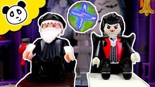 Locke der Vampir - Lockes Körpertausch! - Playmobil Film