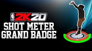 "NBA 2K20 - ""NEW"" SHOT METER & GRAND BADGE CONFIRMED! OFFICIAL DUAL TAKEOVER NEWS"