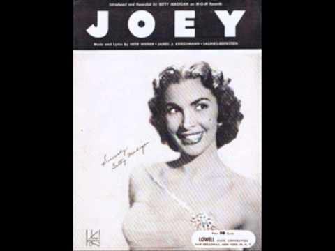 Betty Madigan - True Love Gone (1954)