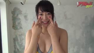 ミスアクション2017後期準グランプリ 桜りん 【ミスアクションオフィシ...