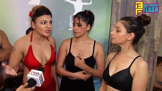 Rakhi Sawant Exclusive Interview - Hot Yoga - International Yoga Day 2018