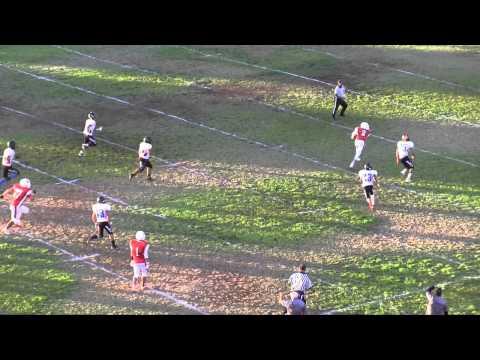 ScoringLive: Anuenue vs. Kalani - Brandon Roberts, 41 yard pass from Noah Brum