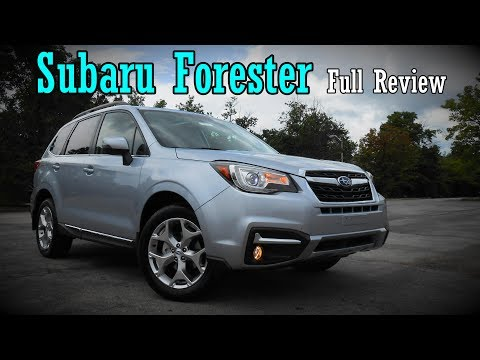 2018 Subaru Forester: Full Review | XT & 2.5i | Touring, Limited & Premium
