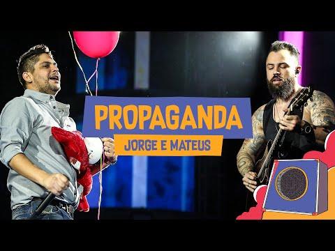 Propaganda - Jorge & Mateus - Villa Mix Goiânia 2018  Ao Vivo