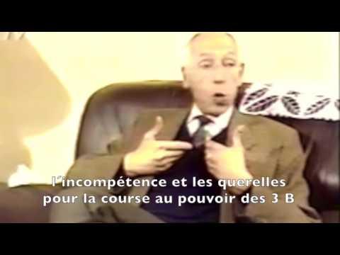 TÉMOIGNAGE DE MOHAMED BOUDIAF  SUR LA RÉVOLUTION.