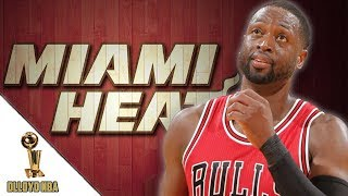 Miami heat are interested in dwyane wade if he accepts bench role!!! | nba news