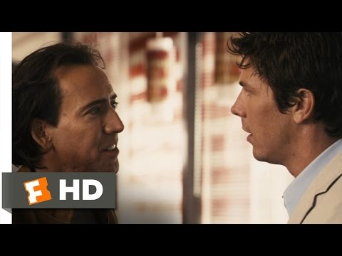 Next (3/9) Movie CLIP - I'm Her Future (2007) HD