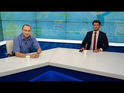 Новости Кривого Рога. Первый Городской телеканал: Марафон: Кривбас 2025. Округ №47