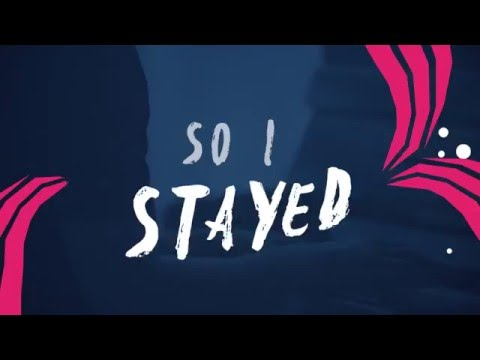 Kygo - Stay Ft. Maty Noyes (Lyric Video) [Ultra Music]