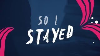 Kygo - Stay ft. Maty Noyes (Lyric Video)