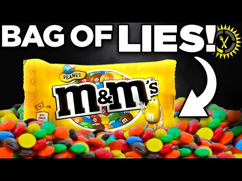 Food Theory: M&Ms Melt In Your Hand, LIE To Your Face!