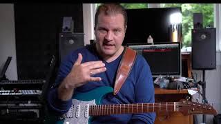 Jazz Fusion Guitar lesson: Rock Techniques and Ideas