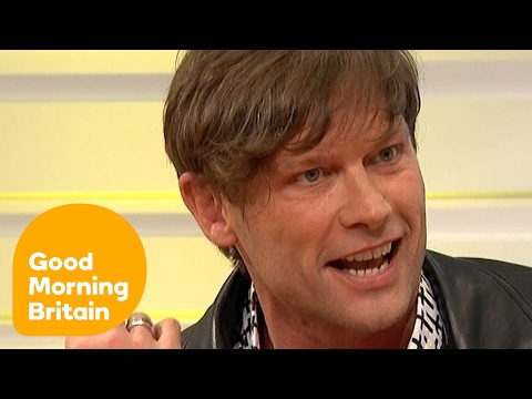 John Partridge Fell Down the Stairs on Opening Night of La Cage Aux Folles! | Good Morning Britain