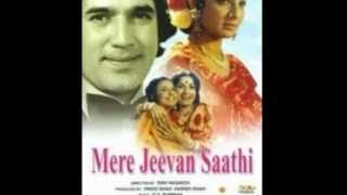 O Mere Dil Ke Chain [Full Song] (HQ) With Lyrics - Mere Jeevan Saathi
