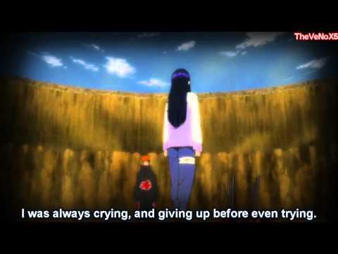 [Naruto Shippuden AMV] -  Hinata's Confession