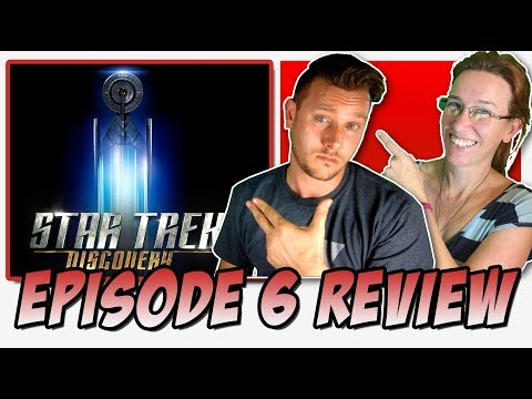 """Star Trek: Discovery - TV Review Episode 6 """"Lethe"""" 01x06"""