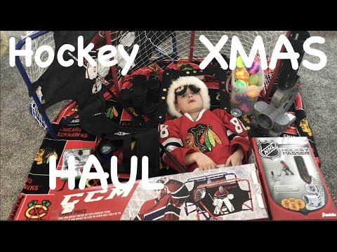 Kids Hockey Favorite Hockey Christmas Gifts 2016