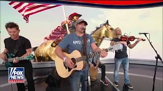 Band Performs Patriotic Song That Facebook Flagged as 'Political Content'