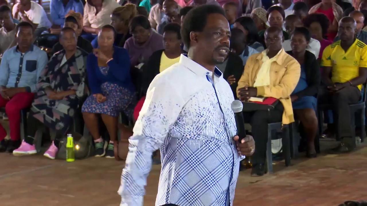 WHAT MAKES YOU A PROPHET - Apostle JB Makananisa