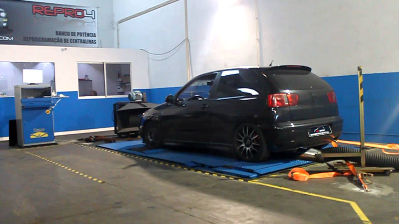 seat edition dyno day ibiza 6k rb youtube. Black Bedroom Furniture Sets. Home Design Ideas