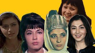 Что стало с актрисами советского кино бывших советских республик? Часть 2.