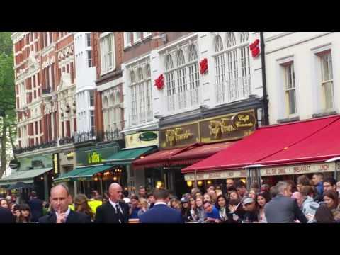 Shane Black The Nice Guys Premiere London