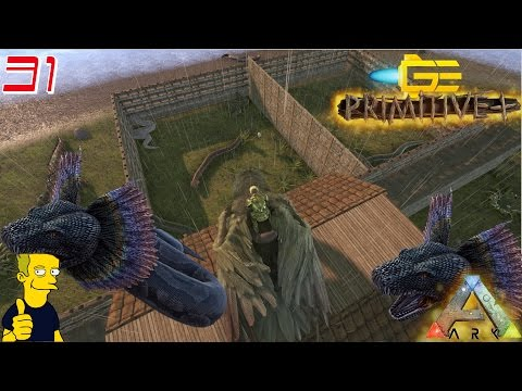 ARK: TITANOBOA EGG FARM THE CENTER PRIMITIVE PLUS GAMING EVOLVED SERVER S1 EP31