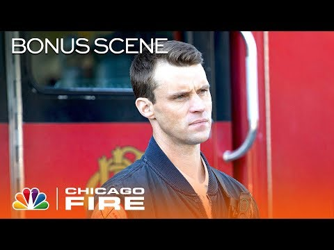 Severide Puts In A Word For Kidd (Bonus Scene) - Chicago Fire