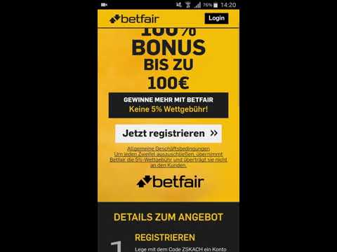 Betfair App - Alles Zum Android & IPhone Download